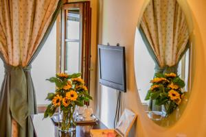 Casa Di Campagna In Toscana, Загородные дома  Совичилле - big - 44