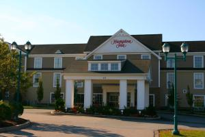 Hôtel proche : Hampton Inn South Kingstown - Newport Area