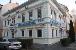 obrázek - Tisza Alfa Hotel