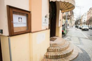 Hotel City Bell, Hotely  Praha - big - 41