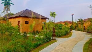 The Bamboo Forest Safari Lodge