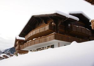 Apartment Delta 4.5 - GriwaRent AG, Apartments  Grindelwald - big - 2