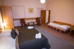 Hotel City Bell, Hotely  Praha - big - 9