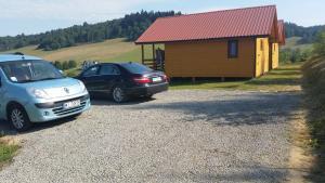 Domki w Zawozie nad Soliną, Horské chaty  Zawóz - big - 47