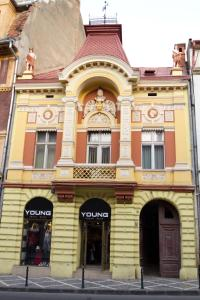 Studio Premium Mureșenilor, Apartmány  Brašov - big - 1