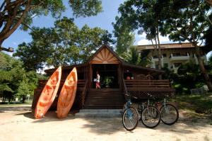 Swiss-Garden Beach Resort, Damai Laut, Üdülőközpontok  Lumut - big - 59
