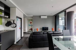 City Apartments - City Scape