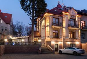 Отель Станиславский Отель