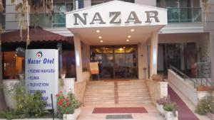 Nazar Hotel, Hotely  Didim - big - 36