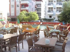 Mood Beach Hotel, Hotely  Didim - big - 44