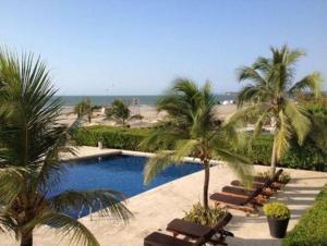 Morros Vitri Suites Frente al Mar, Appartamenti  Cartagena de Indias - big - 42
