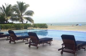 Morros Vitri Suites Frente al Mar, Appartamenti  Cartagena de Indias - big - 48