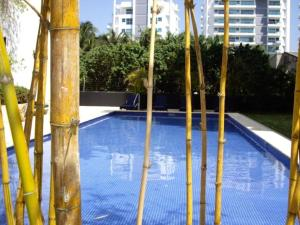 Morros Vitri Suites Frente al Mar, Appartamenti  Cartagena de Indias - big - 52
