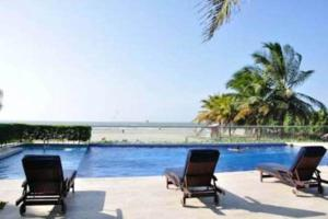 Morros Vitri Suites Frente al Mar, Appartamenti  Cartagena de Indias - big - 57