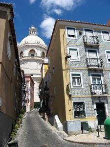 Apartamento Paraiso, Apartmány  Lisabon - big - 1