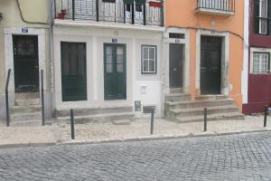 Apartamento Paraiso, Apartmány  Lisabon - big - 9