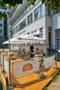 Akcent hotel, Hotels  Prag - big - 32