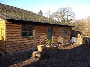 The Old Farm Office, Prázdninové domy  Kington - big - 11