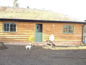 The Old Farm Office, Prázdninové domy  Kington - big - 10