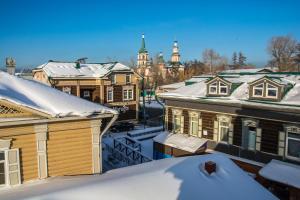 Отель Березка - фото 11