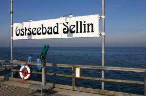 Ferienwohnung Nummer 8 Sellin