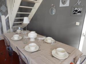 Le Gite Des Poules Rousses, Prázdninové domy  Choussy - big - 9