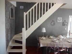 Le Gite Des Poules Rousses, Prázdninové domy  Choussy - big - 18