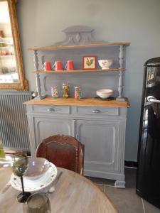 Le Gite Des Poules Rousses, Prázdninové domy  Choussy - big - 16