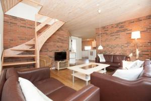 Ho Three-Bedroom Apartment 01, Ferienparks  Blåvand - big - 4
