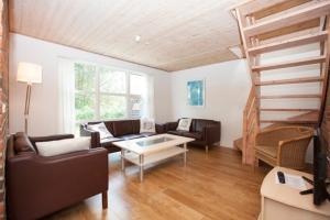 Ho Three-Bedroom Apartment 01, Ferienparks  Blåvand - big - 25