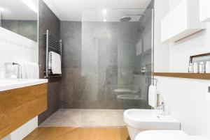 onefinestay - Marylebone private homes II, Апартаменты  Лондон - big - 53