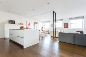 onefinestay - Marylebone private homes II, Апартаменты  Лондон - big - 56