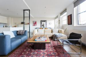 onefinestay - Marylebone private homes II, Апартаменты  Лондон - big - 46