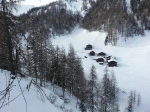Alfenalm - Ferienwohnungen am Berg - Almhütte Alfen