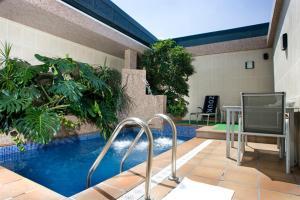 Zouk Hotel, Hotels  Alcalá de Henares - big - 16