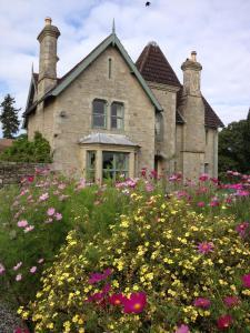 The Old Farm Office, Prázdninové domy  Kington - big - 4