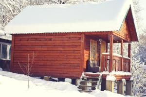 Turbaza Svetlyachok, Farm stays  Gornyy - big - 7