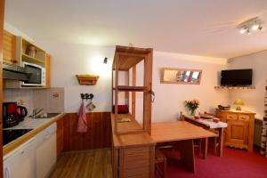 Lo Toumel, Apartments  Val d'Isère - big - 22