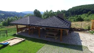 Jaworowa Osada, Alpesi faházak  Brenna - big - 11
