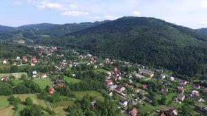 Jaworowa Osada, Alpesi faházak  Brenna - big - 19