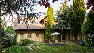 Pension Golden Yacca Vendégház Keszthely Ungarn