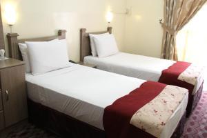 Alarraf Hotel, Отели  Дубай - big - 18