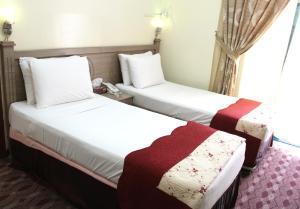 Alarraf Hotel, Отели  Дубай - big - 9