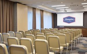 Отель Hampton by Hilton Minsk City Centre - фото 8