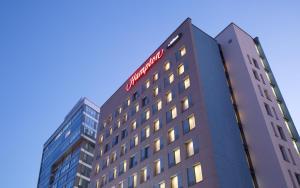 Отель Hampton by Hilton Minsk City Centre - фото 25