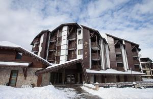 Amira boutique hotel bansko bulgaria j2ski for Boutique hotel ski