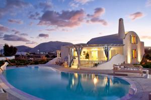 La Maison Private Villa(Monólithos)
