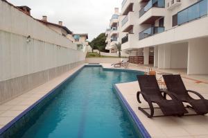 Portal do Santinho, Apartmány  Florianópolis - big - 34