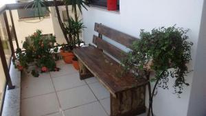 Portal do Santinho, Apartmány  Florianópolis - big - 18