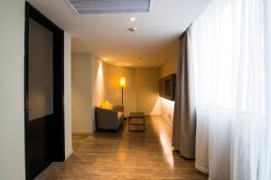 Home Inn Plus Shanghai Pudong Airport Chuangsha Metro Station, Hotely  Šanghaj - big - 22